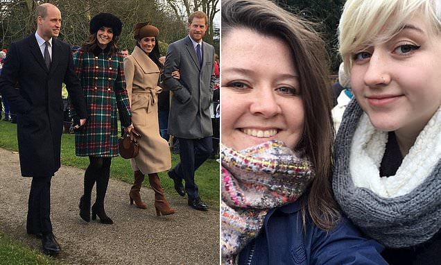 Mum who snapped THAT Sandringham snap reveals she's earned £40k