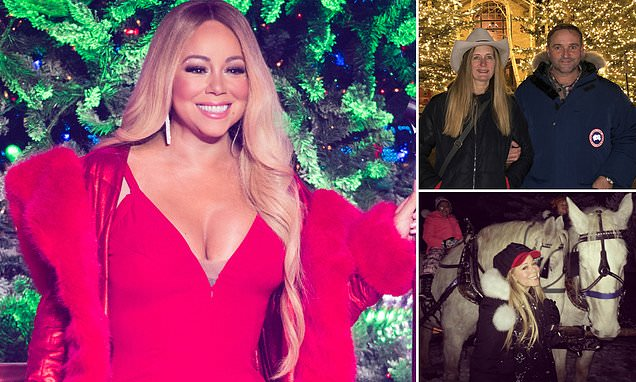 All Mariah wants for Christmas…is six Scousers flown to the US