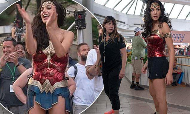 Gal Gadot reveals Wonder Woman 1984 has wrapped production