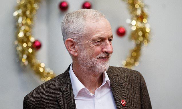 Corbyn praises Britain's Good Samaritans in his Christmas message