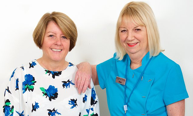 Patients pay tribute to volunteers who help change lives