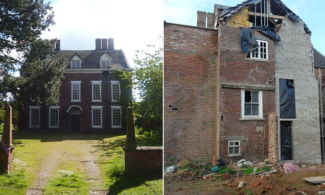 Father finedfor installing double glazing at Grade II-listed home