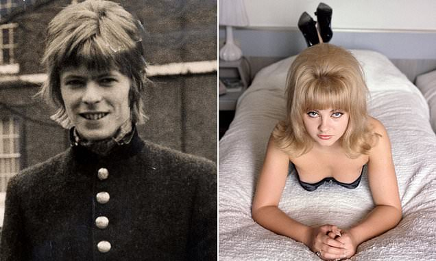 How David Bowie almost had an affair with the Profumo Affair teen