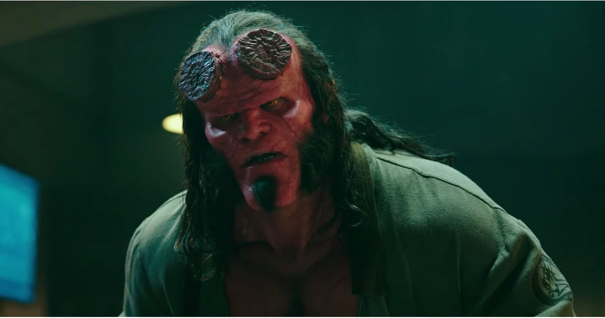The First Trailer For the Hellboy Reboot Is Here and It Looks . . . Kind of Hilarious?