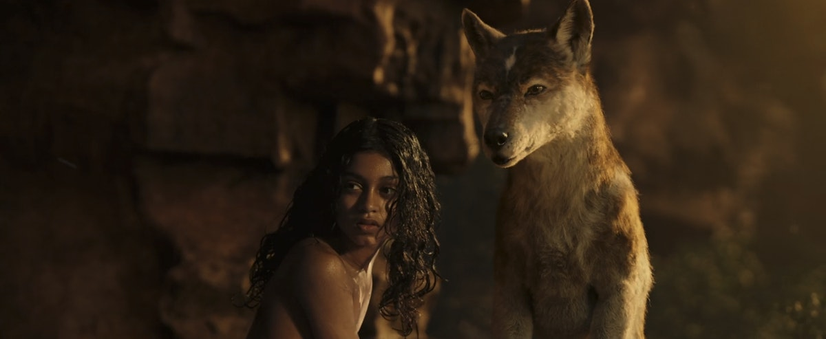 Netflix's 'Mowgli' Is A Way Different Take On 'The Jungle Book' Than You're Used To