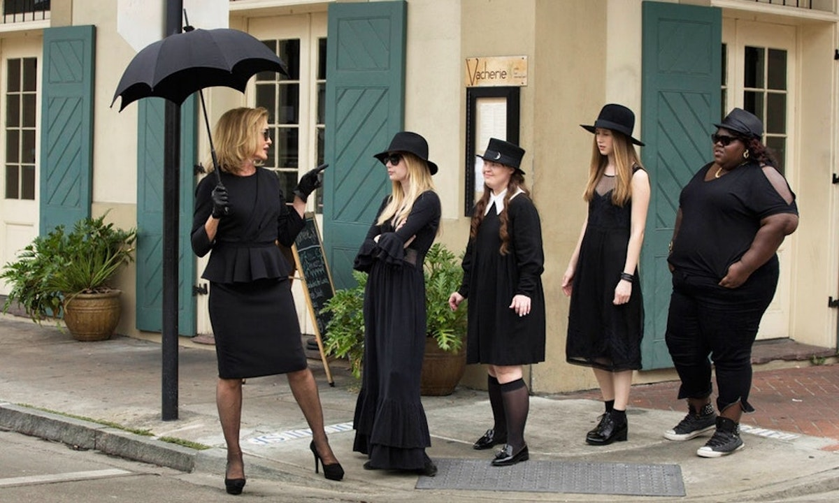 'American Horror Story' Hasn't Seen The Last Of The 'Coven' Witches