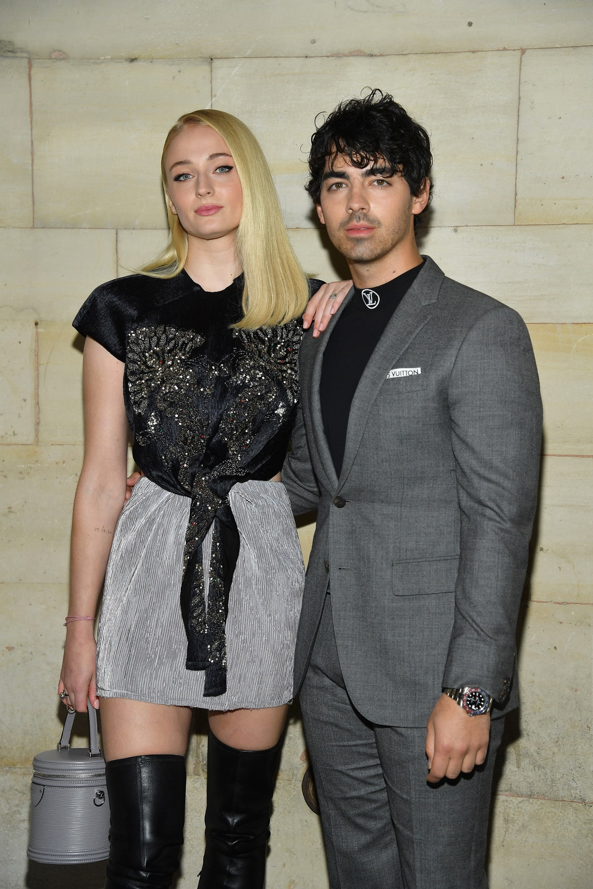 Joe Jonas & Sophie Turner's Wedding Location Is Reportedly THIS Super Romantic Choice