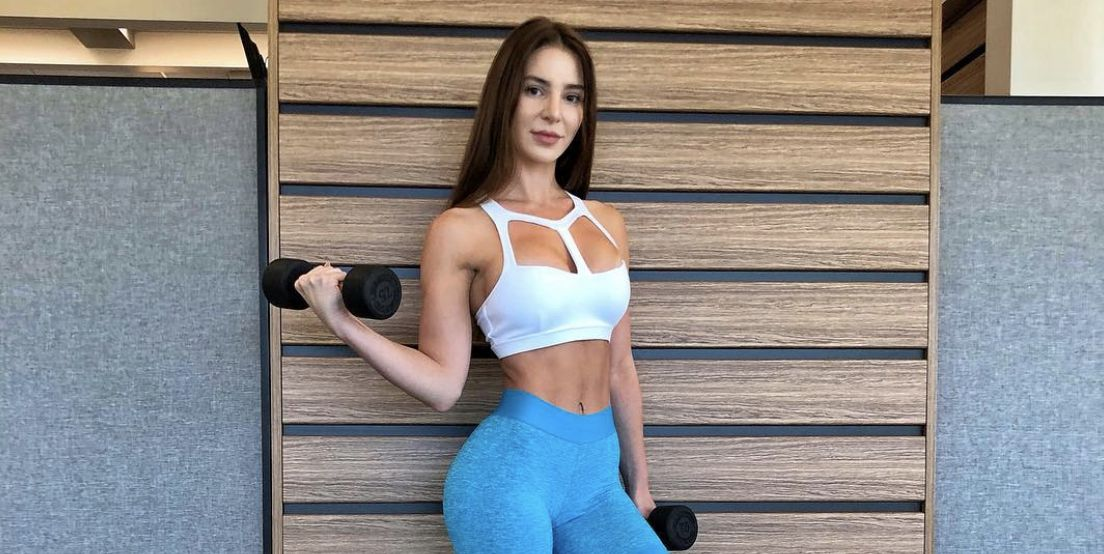 Why '90 Day Fiance' Star Ansifa Nava Decided To Become A Bodybuilder