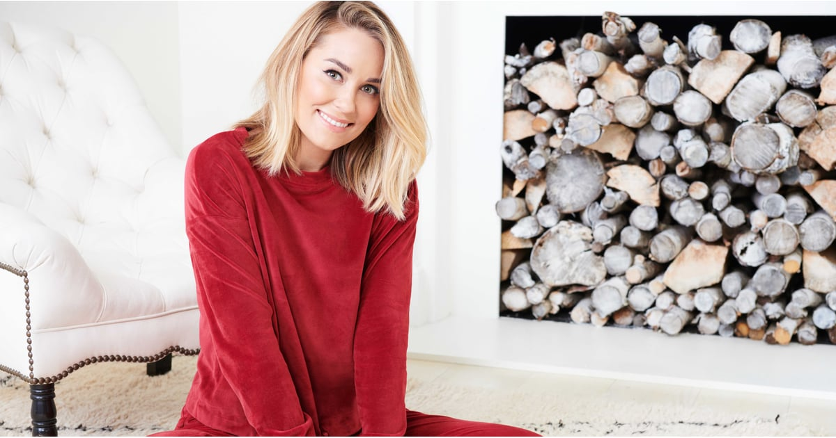 Here's Where Lauren Conrad Looks For an Affordable Holiday Party Outfit This Time of Year