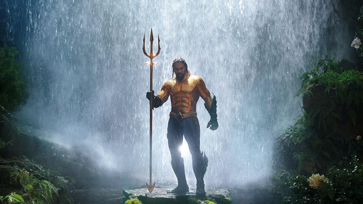 Aquaman Is The Hero We Need Now