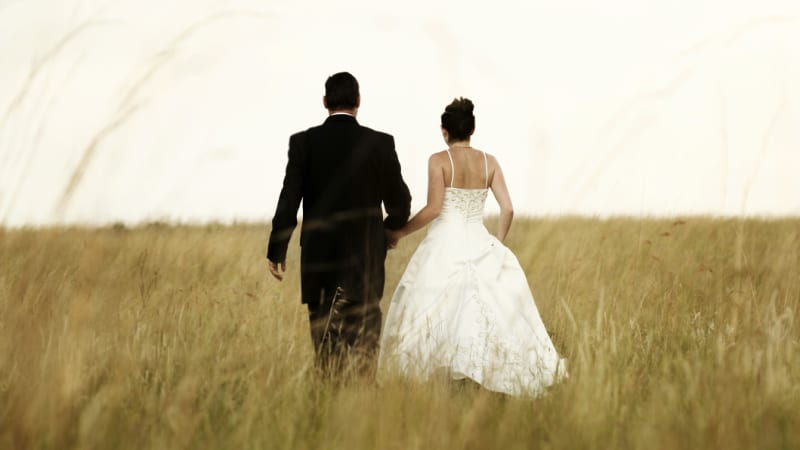 Marriage in Australia is changing but still going strong