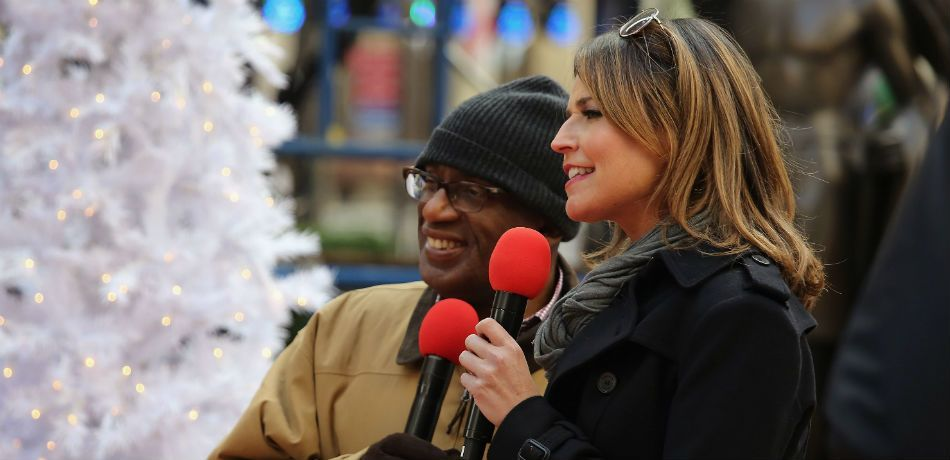 Al Roker Discusses His Family Traditions For The Holiday Season