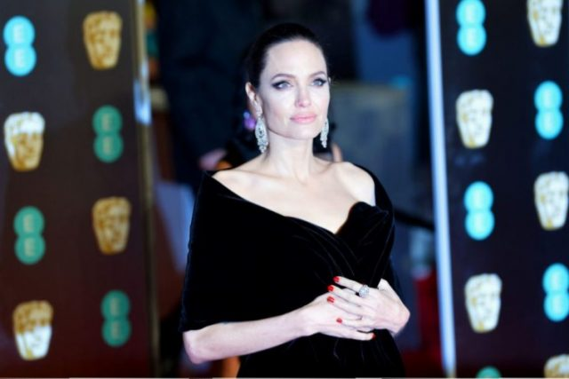 Is Angelina Jolie Really Broke Now?