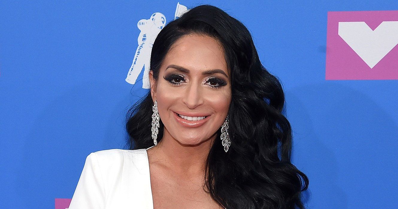 Jersey Shore's Angelina Says Her Cats Are Helping Her Battle Depression