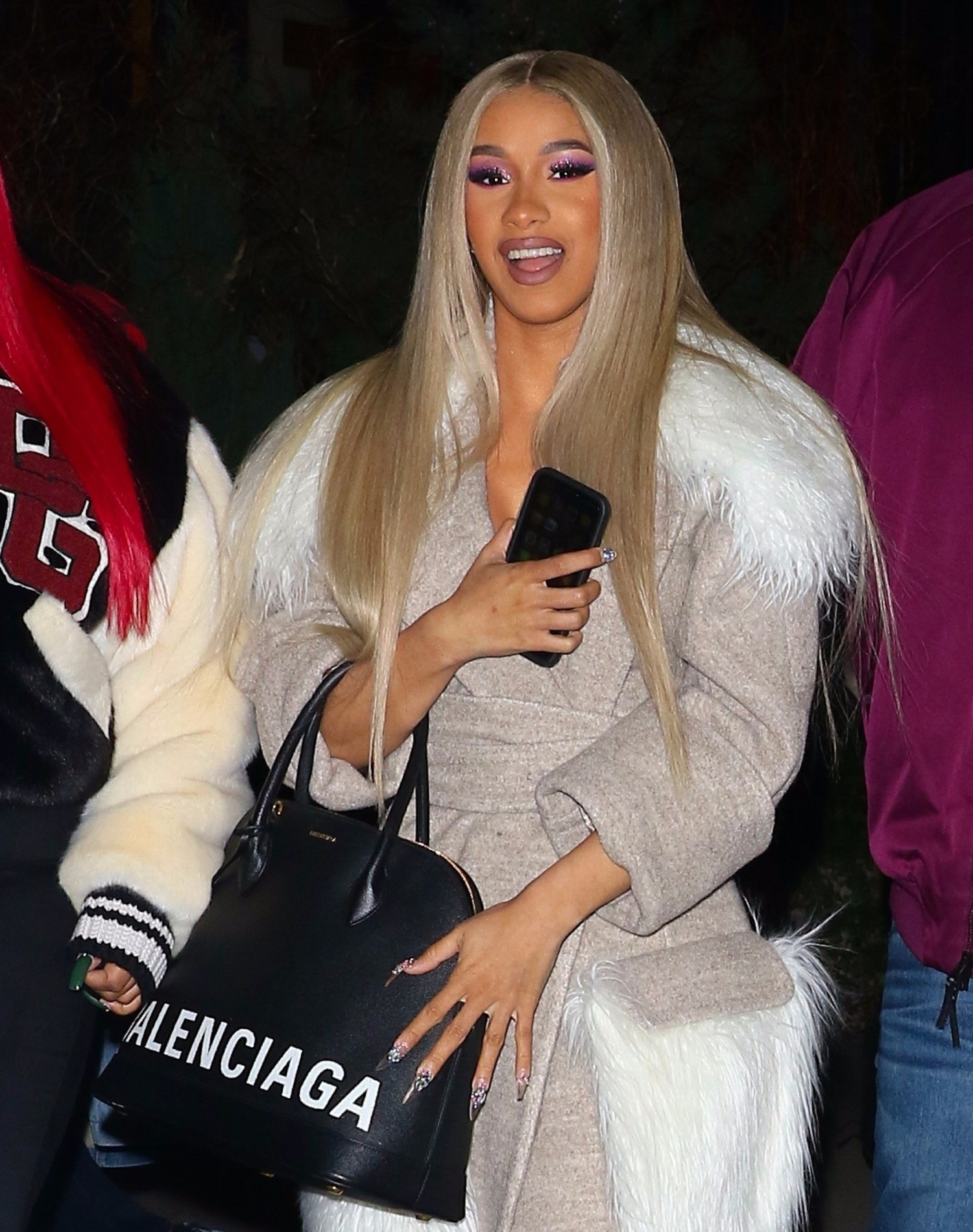 Cardi B needs to fire her publicist Patientce, who organized the Offset debacle