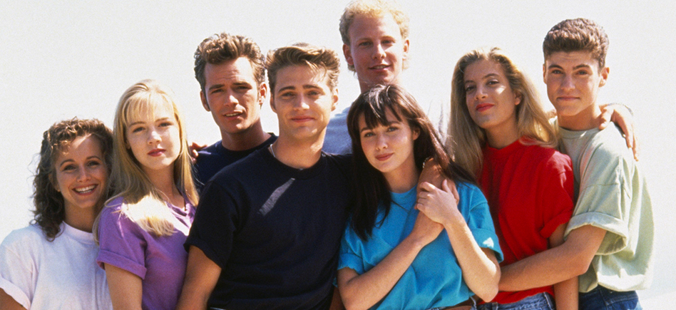 'Beverly Hills 90210' Revival With Original Cast Being Shopped Around