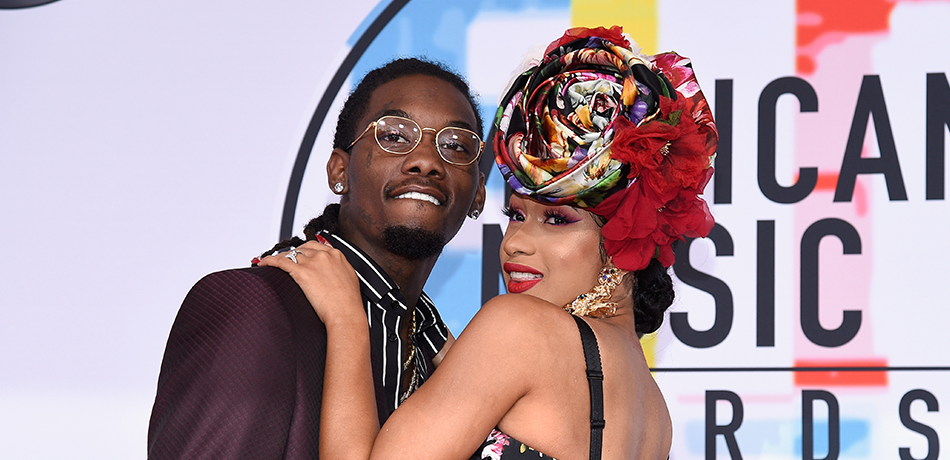 Cardi B Urged To Take Back Offset By Several Male Celebrities