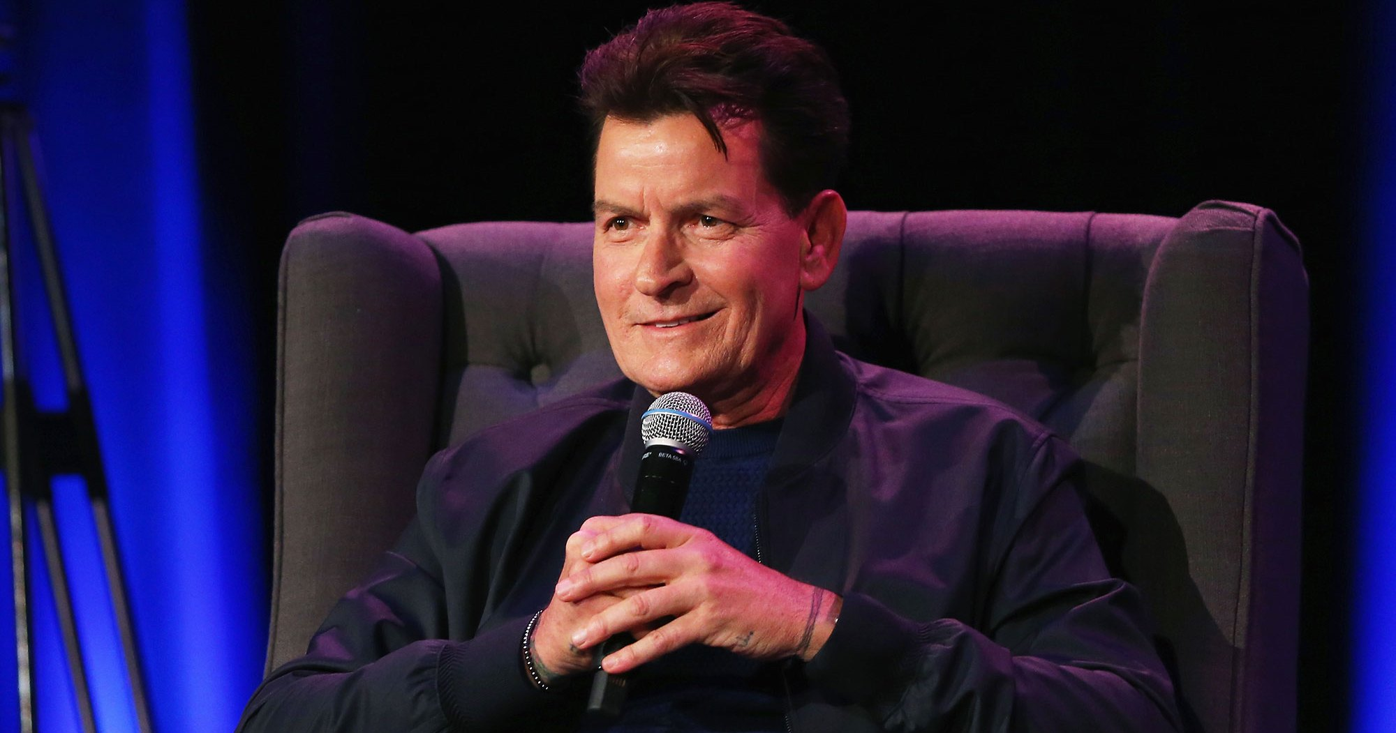 Charlie Sheen Celebrates One Year of Sobriety: '#TotallyFocused'