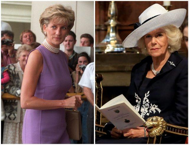 What Happened When Princess Diana Confronted Camilla About Having an Affair With Prince Charles?