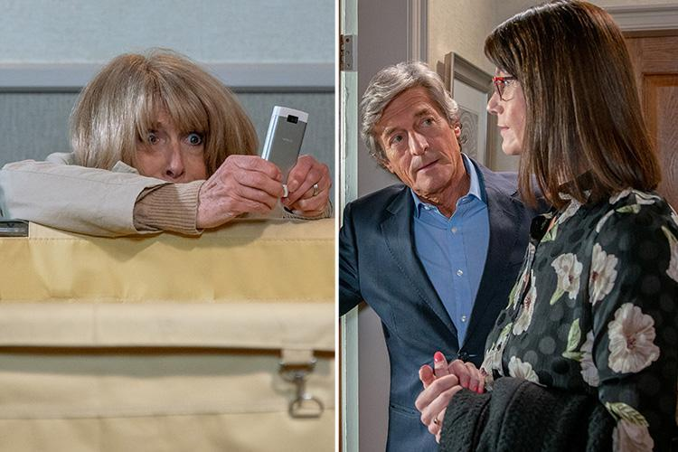 Coronation Street spoilers: Lewis Archer caught cheating on Audrey Roberts as Gail Platt uncovers his seedy affair