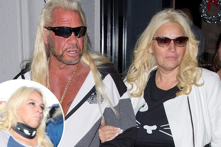 Dog The Bounty Hunter's wife Beth planning her own funeral after 'incurable' cancer spread to her lungs