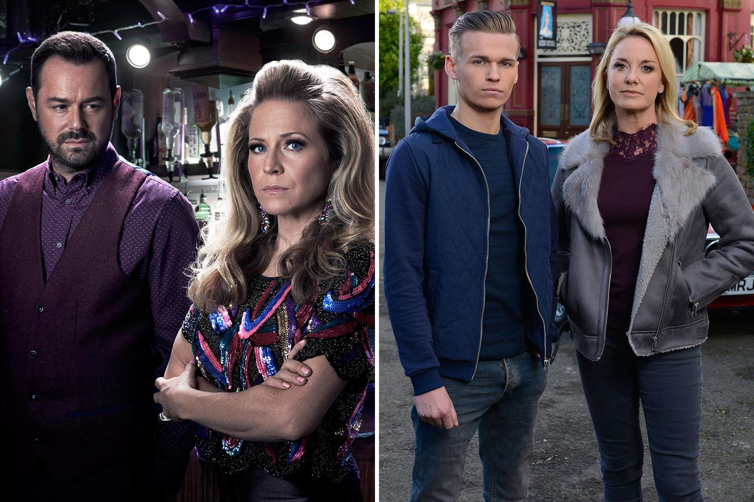 Eastenders spoilers: Mick Carter AND Mel Hunter will have 'blood on their hands' after dramatic Christmas Day episode, hints show boss