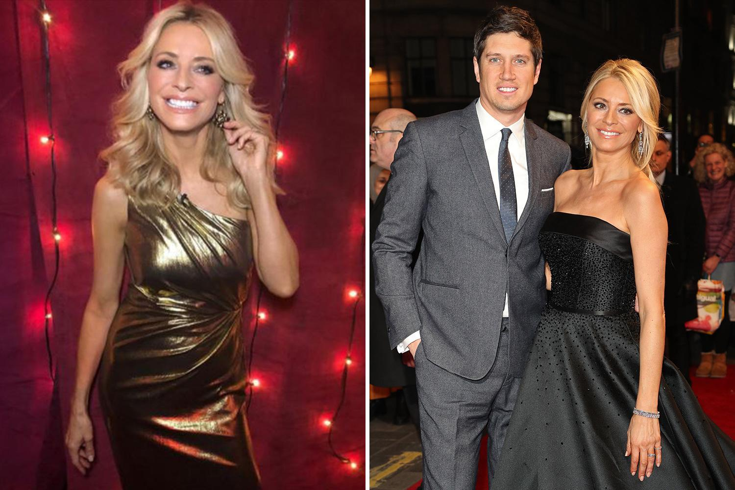Strictly'sTess Daly reveals husband Vernon Kay has BANNED her from buying clothes for him at Christmas