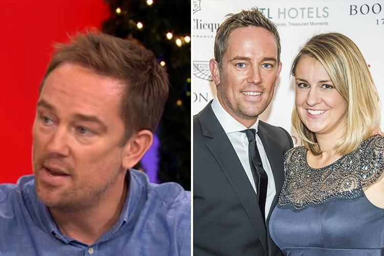 Simon Thomas says late wife Gemma would be happy he's dating new girlfriend