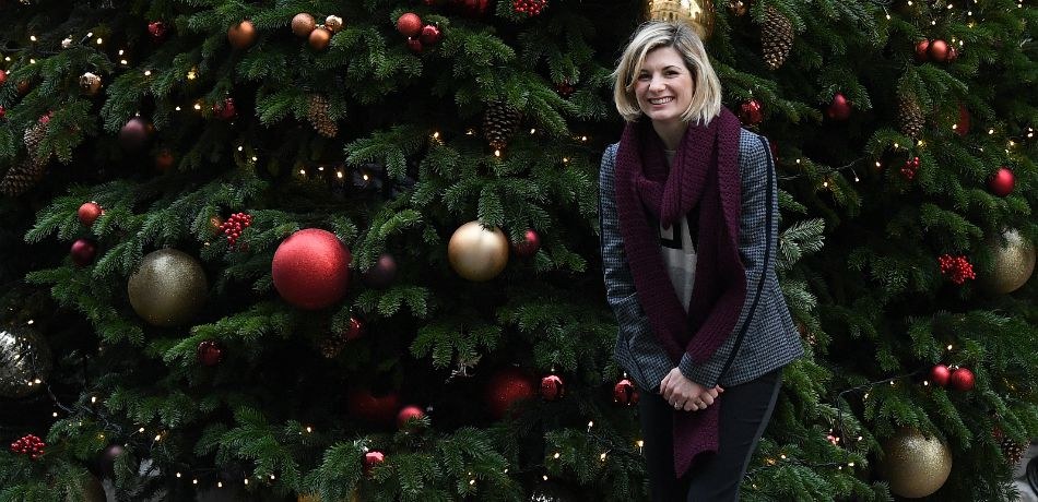 'Doctor Who' Gets A Christmas Special for 2019 — Well, Sort Of