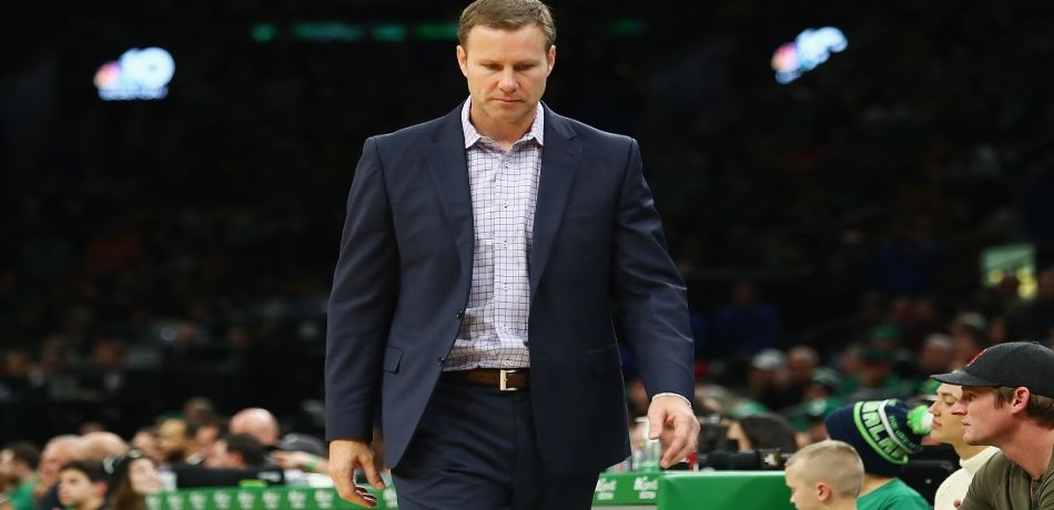 Chicago Bulls Fire Head Coach Fred Hoiberg, Catching Fans Off Guard
