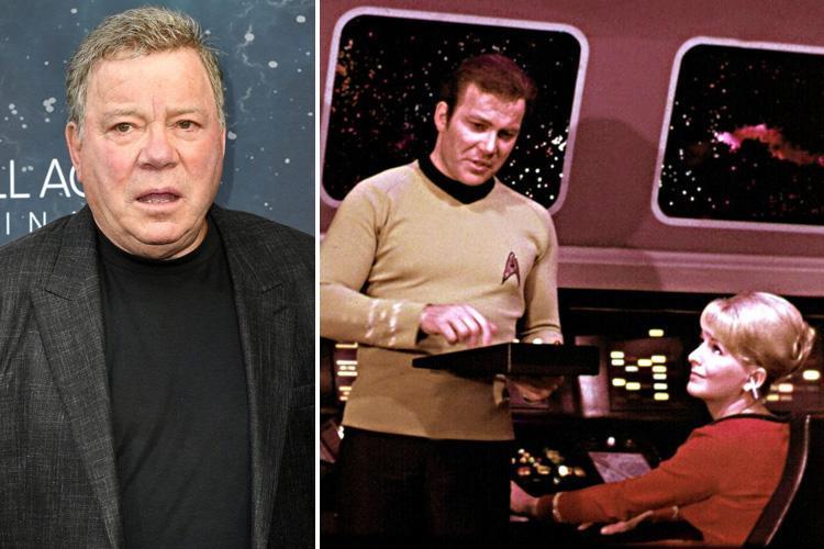 Star Trek legend William Shatner slams #MeToo movement because he 'can no longer compliment women's legs'