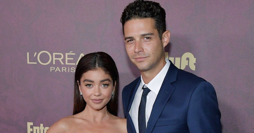 Wells Adams Posts Loving Message to Sarah Hyland After Her Cousin's Death
