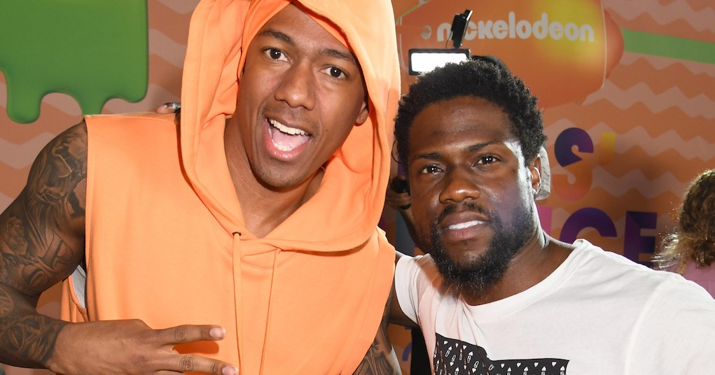 Nick Cannon Defends Kevin Hart by Posting Homophobic Tweets From Amy Schumer, More