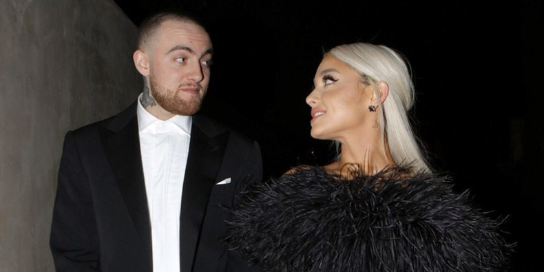 """All the Reasons Ariana Grande's """"Imagine"""" Could Be About Mac Miller"""