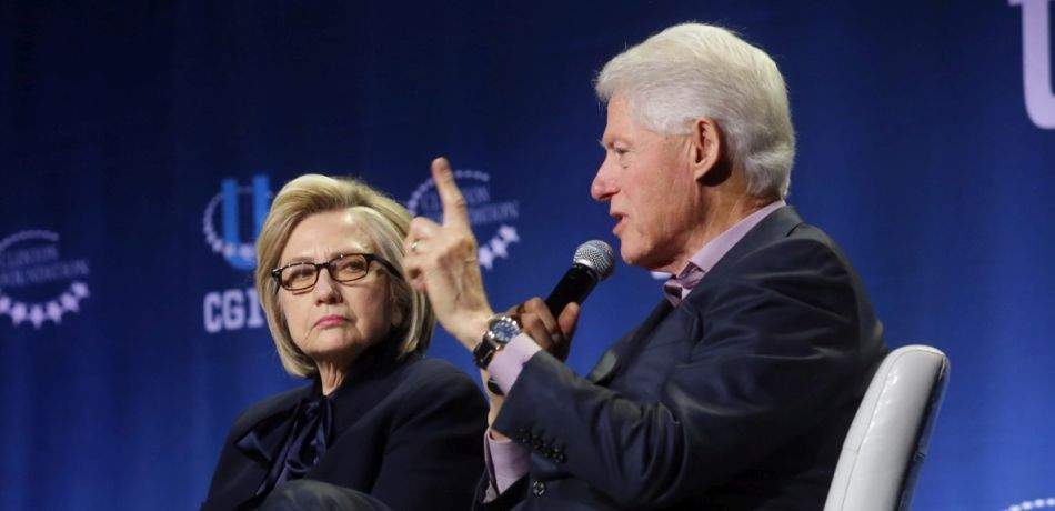 Bill & Hillary Clinton Resort To Groupon To Sell Speaking Tour Tickets, Some On StubHub Sold For As Low As $5