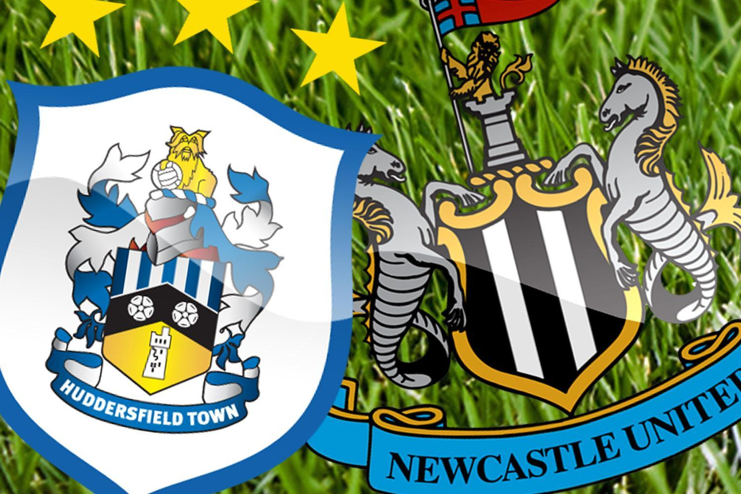 Huddersfield 0-1 Newcastle LIVE SCORE: Latest updates and action from the Premier League clash