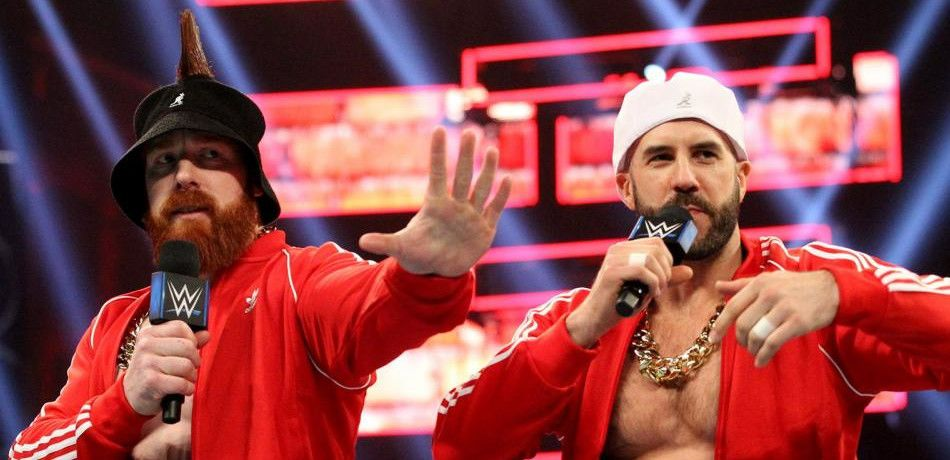Vanilla Ice Offers Thoughts On WWE's Rap Battle From 'SmackDown Live'