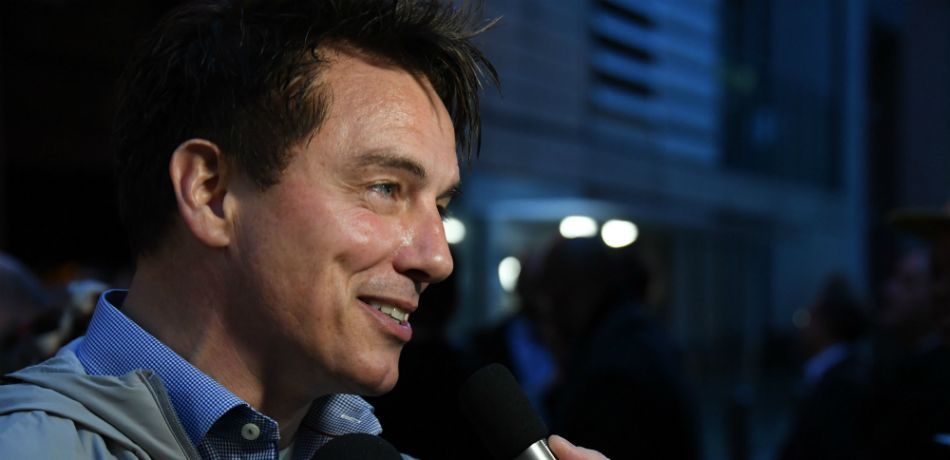 John Barrowman Reveals He Urinated In Prince Charles' Garden And Stole Glasses From The Queen — Who Found Out