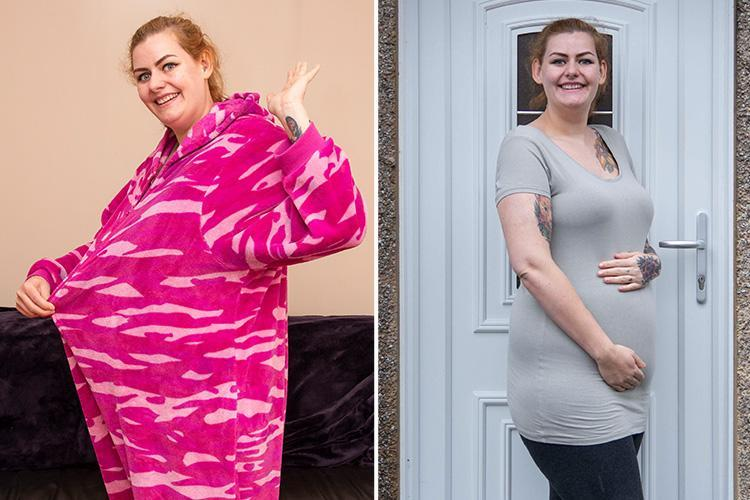 Takeaway addict dropped 14 stone to help save £6,500 and buy £165k dream 3-bed home in less than a year