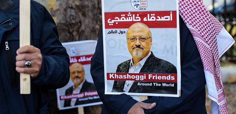 Newly Released Text Messages Show Jamal Khashoggi Sharply Critical Of Crown Prince Mohammad Before His Death