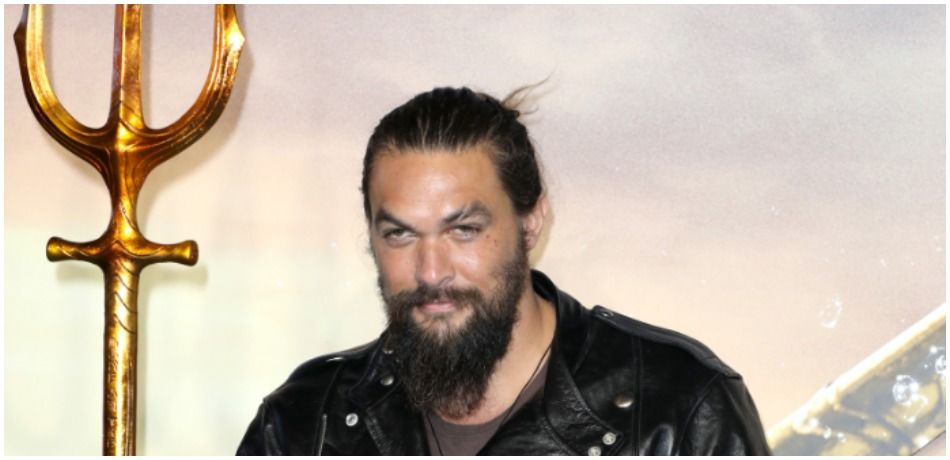 Jason Momoa Says He Was The Biggest Drama Queen On The 'Aquaman' Set