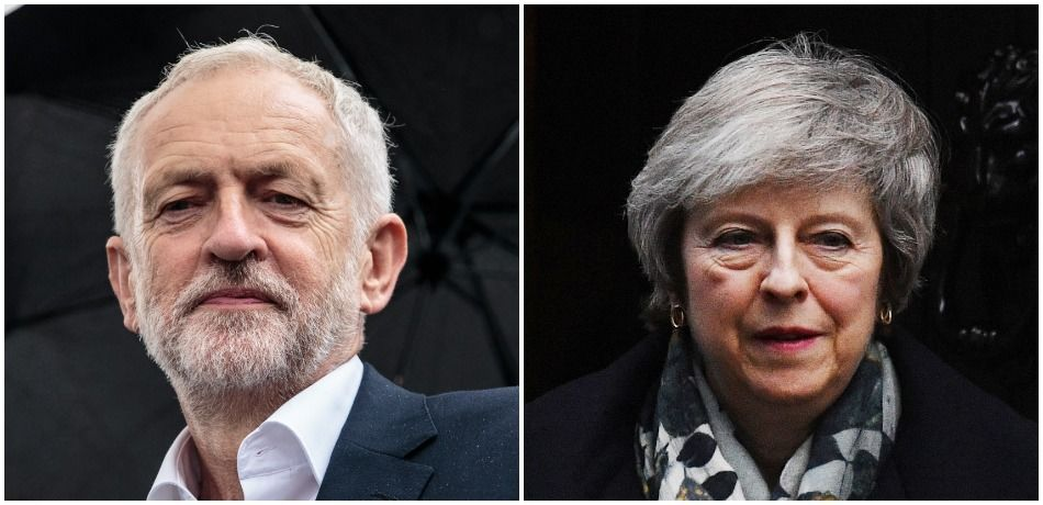 Jeremy Corbyn Accused Of Calling PM Theresa May A 'Stupid Woman' By Conservative MPs