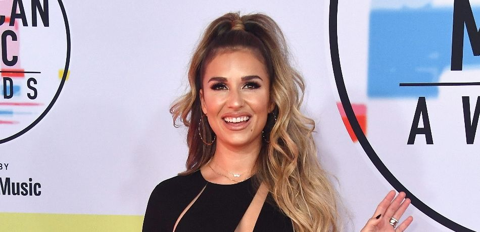 Jessie James Decker Shares Sneak Peek At Bikini Shoot In A Skimpy Yellow Two-Piece 7 Months After Baby