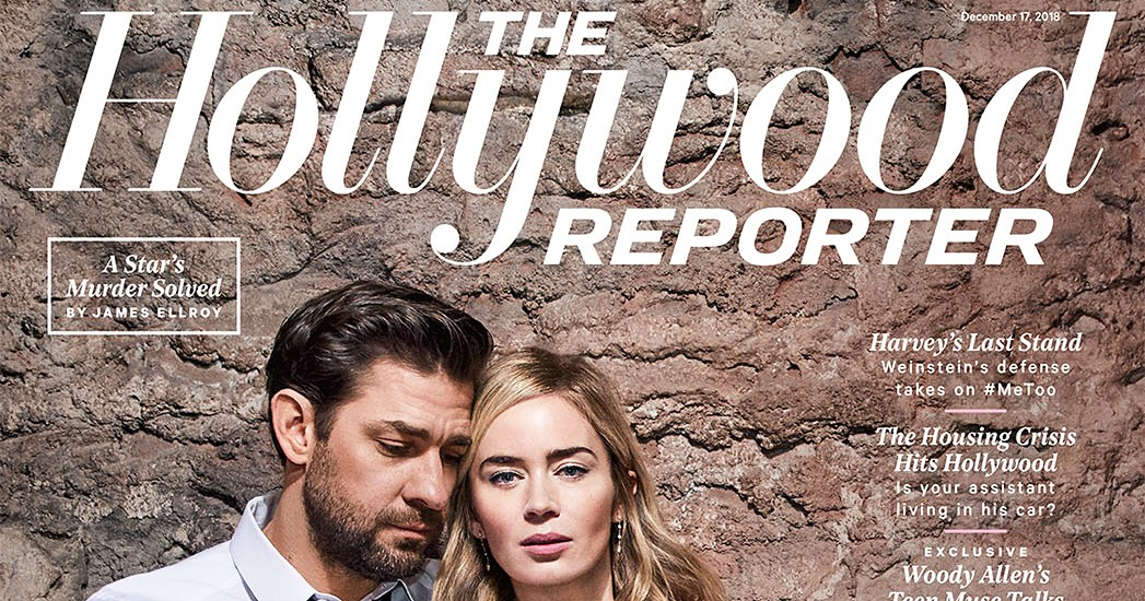 Emily Blunt and John Krasinski Play Coy About What Happened on First Date