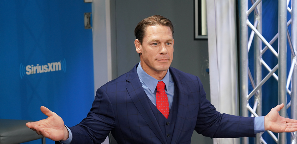 John Cena Finally Reveals Why He Grew His Hair Out And Shocked Fans With His New Hairstyle
