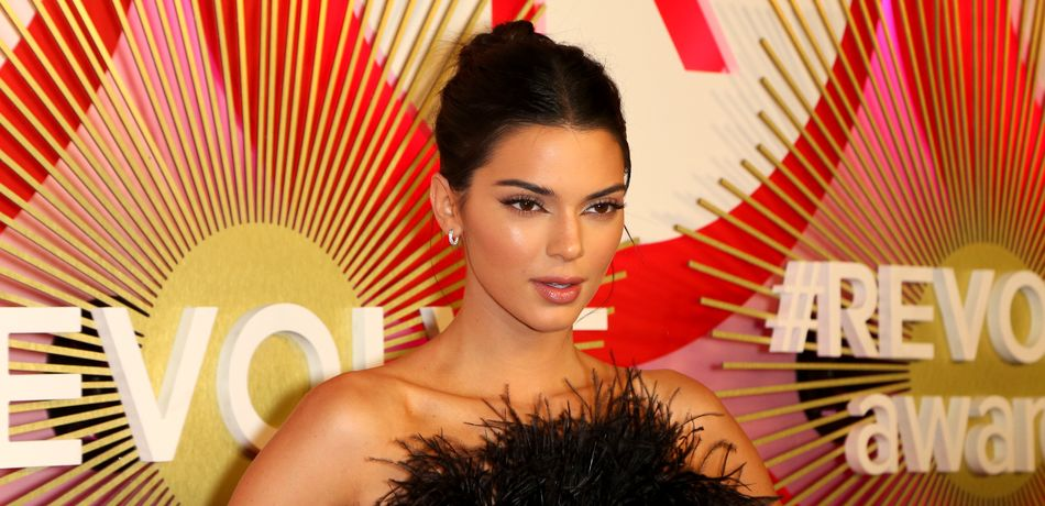Kendall Jenner Goes Braless In Revealing White Top While Out On Breakfast Date With Jaden Smith