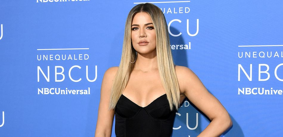 Khloe Kardashian Flashes Major Cleavage In Sexy New Instagram Post