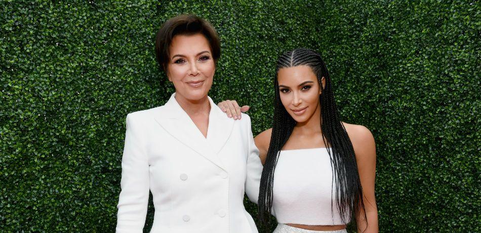 Kim Kardashian Trolls Kris Jenner For 'Milking' Her 'Thank U, Next' Cameo