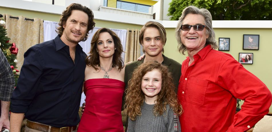 Kimberly Williams-Paisley Says Co-Star Kurt Russell Was Born To Play Santa In New Netflix Film