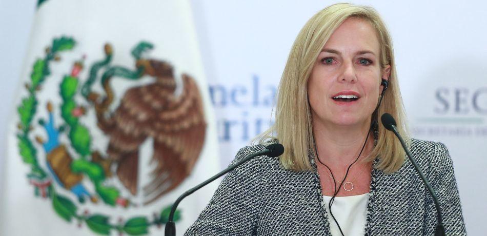 Kirstjen Nielsen Under Fire For Blaming Family Of Immigrant Girl Who Died In Border Patrol Custody